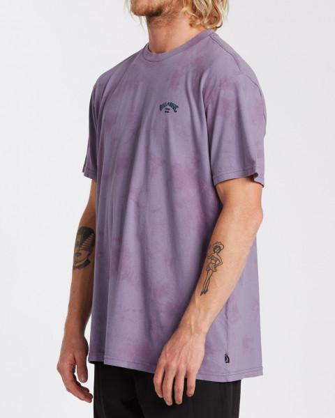 Муж./Одежда/Футболки, поло и лонгсливы/Футболки Мужская футболка Arch Wave Tie Dye