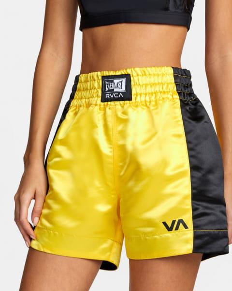 Жен./Одежда/Шорты/Спортивные шорты Женские боксерские шорты Everlast x RVCA