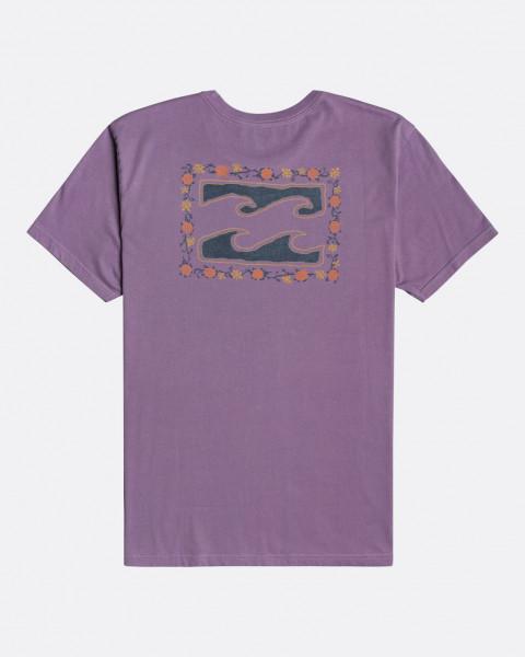 Муж./Одежда/Футболки, поло и лонгсливы/Футболки Мужская футболка Crayon Wave