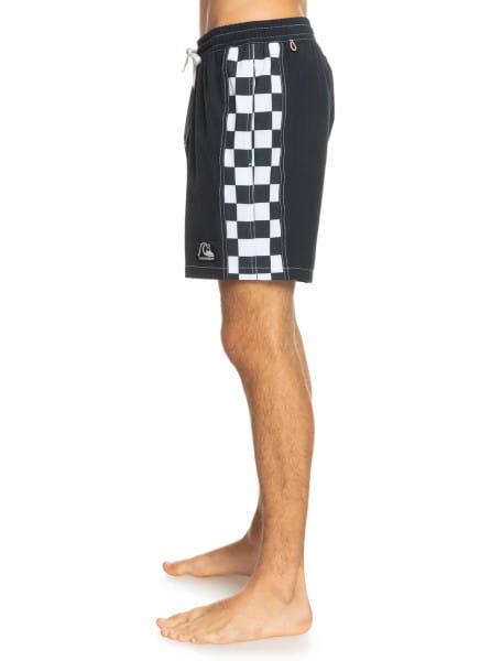 """Муж./Серф и вейкборд/Бордшорты/Шорты для плавания Мужские плавательные шорты Dna Checker Arch 17"""""""
