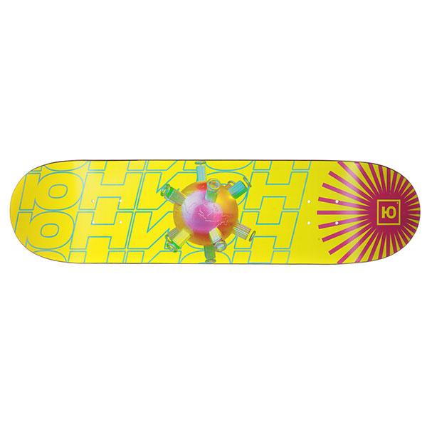 /Скейтборд/Деки для скейтборда/Дека для скейтборда Дека для скейтборда Юнион PSYCHO 8.0 x 31.75 (20.3 см)