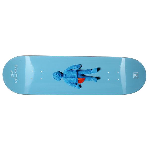 /Скейтборд/Деки для скейтборда/Дека для скейтборда Дека для скейтборда Юнион Kaldikov 8.0 x 31.5 (20.3 см)