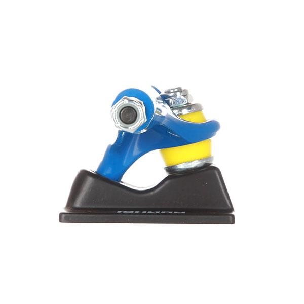 /Скейтборд/Подвески/Подвески для скейтборда Подвески Для Скейтборда Юнион 2шт. Black Blue 129