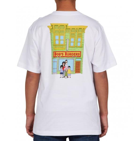 Муж./Одежда/Футболки, поло и лонгсливы/Футболки Мужская футболка DC x Bob's Burgers