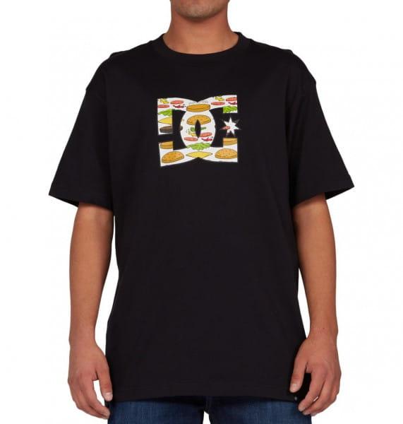 Муж./Одежда/Футболки, поло и лонгсливы/Футболки Мужская футболка DC x Bob's Burgers Fill