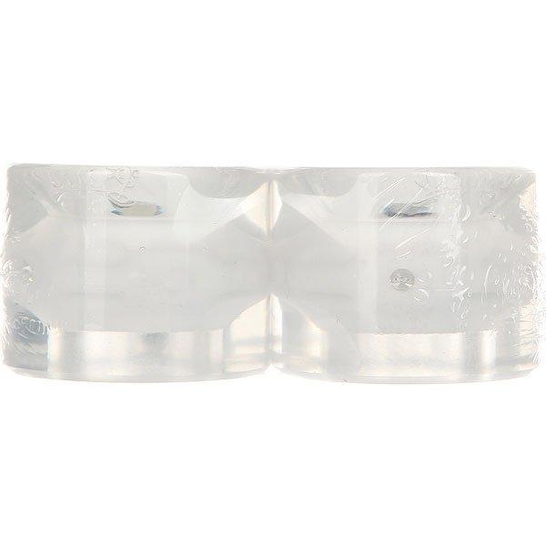 /Скейтборд/Колеса/Колеса Колеса для лонгборда Вираж White Led Green 83A 59 mm
