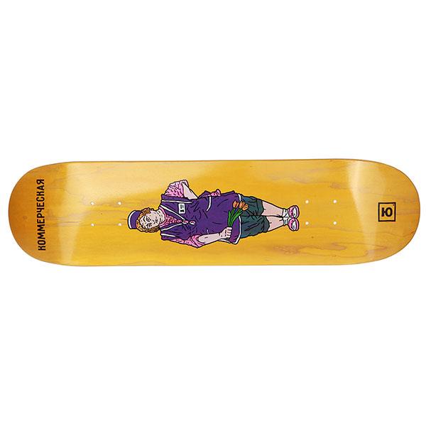 Дека для скейтборда Юнион Trade yellow 32 x 8.125 (20.6 см)
