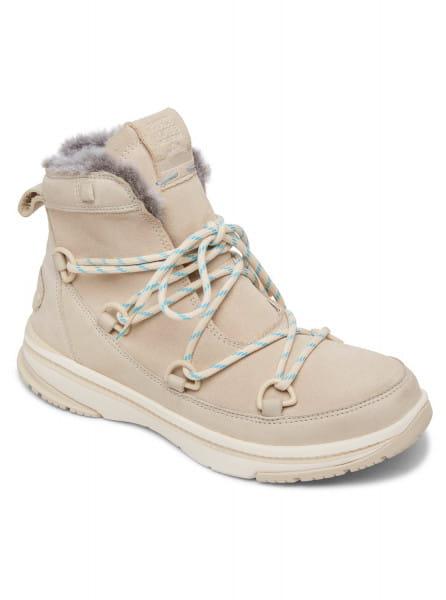Бежевый женские ботинки decland