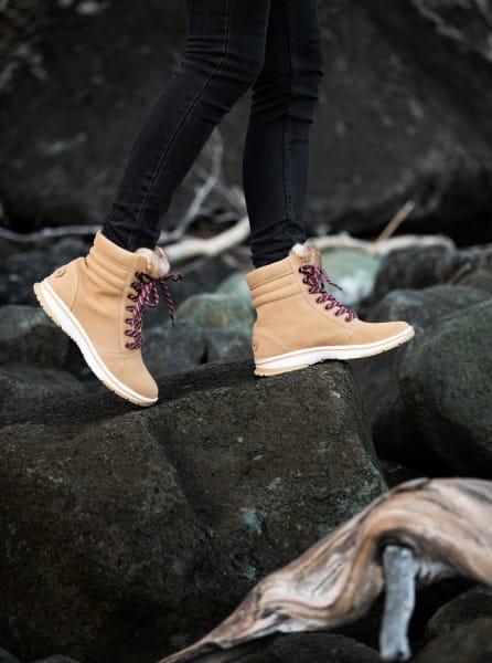 Красный женские ботинки aldritch