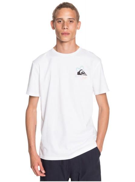 Муж./Одежда/Футболки, поло и лонгсливы/Футболки Мужская футболка Cosmic Sunset