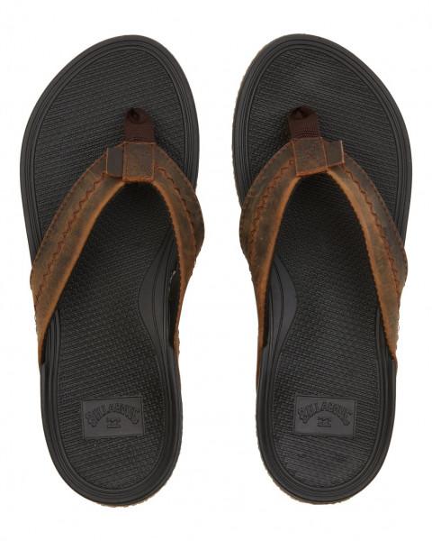 Черные мужские сандалии brunswick