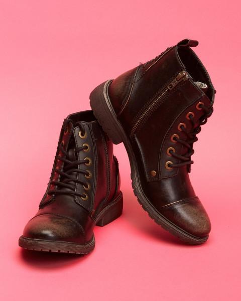 Зимние ботинки U9OO09-BIF0