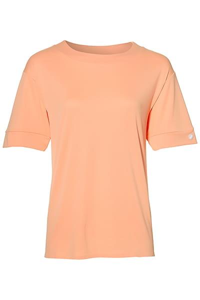 Розовый футболка gel -cool ss top