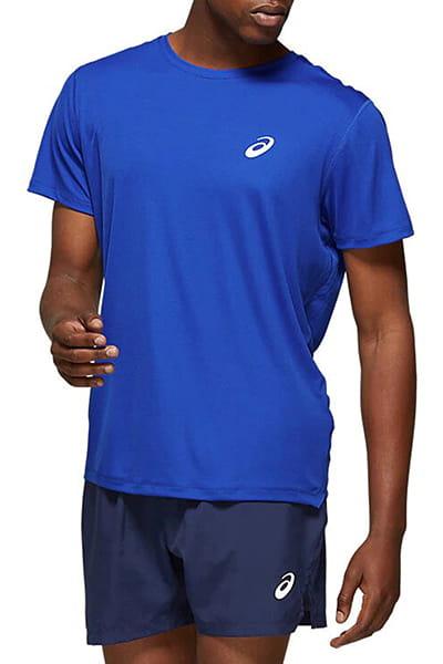 Муж./Фитнес и бег/Одежда/Спортивные футболки и лонгсливы Футболка SILVER SS TOP