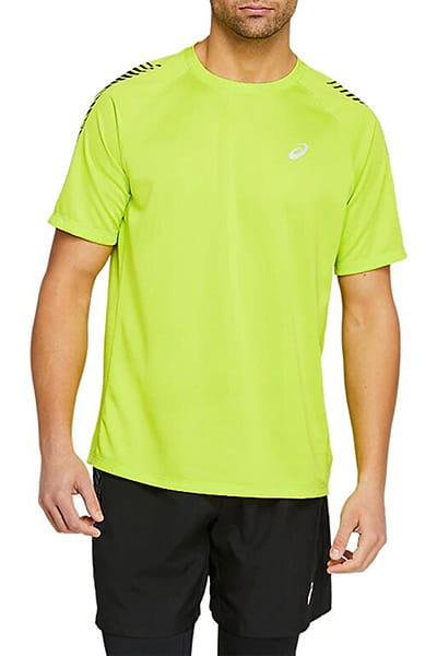 Муж./Фитнес и бег/Одежда/Спортивные футболки и лонгсливы Футболка ICON SS TOP