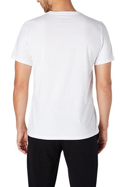 Муж./Фитнес и бег/Одежда/Спортивные футболки и лонгсливы Футболка ASICS 77 TEE