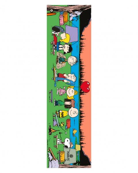 Унисекс/Скейтборд/Шкурки/Шкурки Шкурка для скейтборда Peanuts Squad