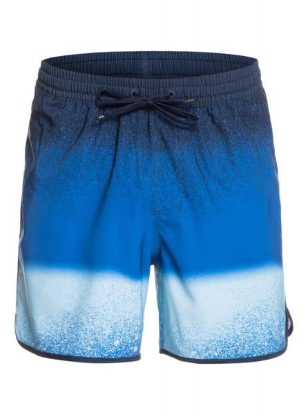 """Бордовый мужские плавательные шорты massive scallop 16"""""""