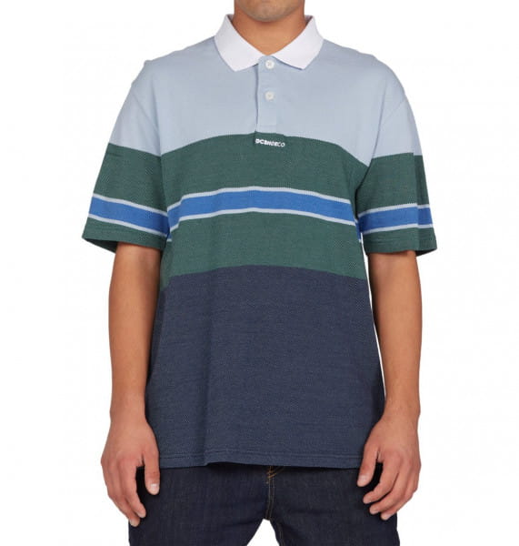 Муж./Одежда/Футболки, поло и лонгсливы/Поло Мужская рубашка-поло Rally Stripe