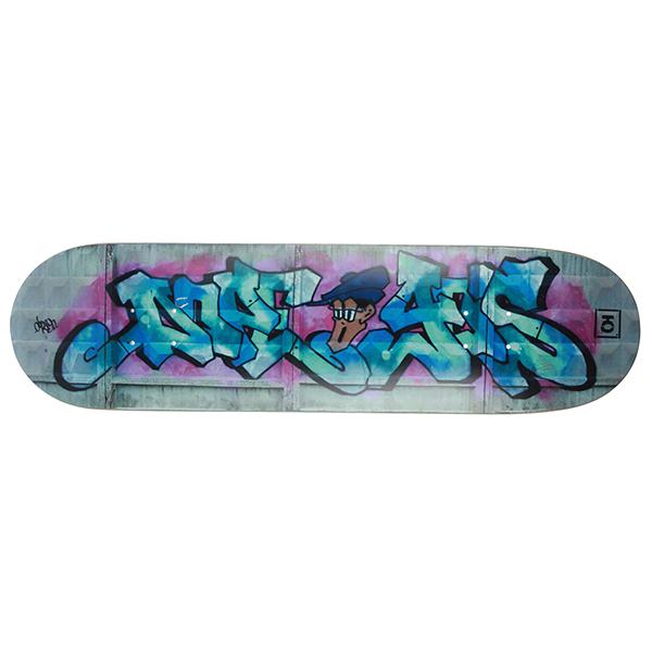 Унисекс/Скейтборд/Деки для скейтборда/Дека для скейтборда Дека для скейтборда Юнион Antisocial 8.5 X 32