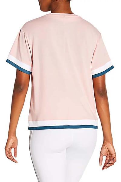 Жен./Йога и фитнес/Одежда/Спортивные футболки и лонгсливы Футболка W TOKYO SS TRAIN TOP