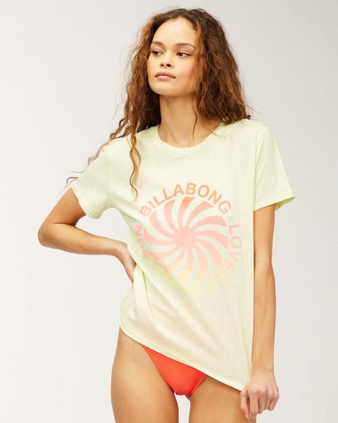 Женская футболка-бойфренд Surfadelic
