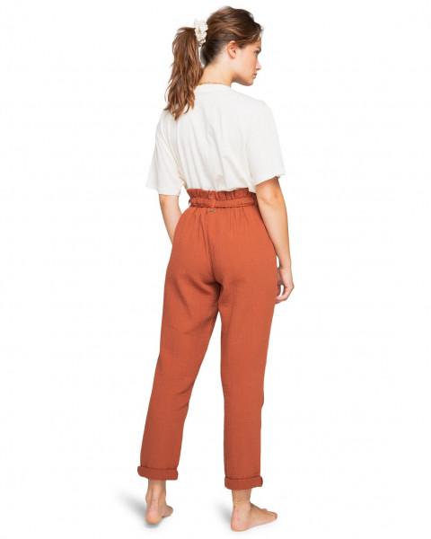 Жен./Одежда/Джинсы и брюки/Широкие брюки Женские штаны-шаровары High Sky