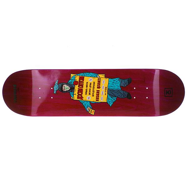 /Скейтборд/Деки для скейтборда/Дека для скейтборда Дека для скейтборда Юнион Advertise Red размер 8.25x32, конкейв medium
