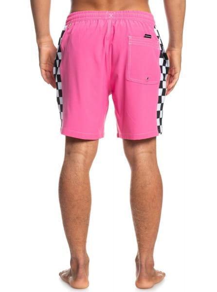 "Муж./Бордшорты/Бордшорты/Шорты для плавания Мужские плавательные шорты Dna Checker Arch 17"""