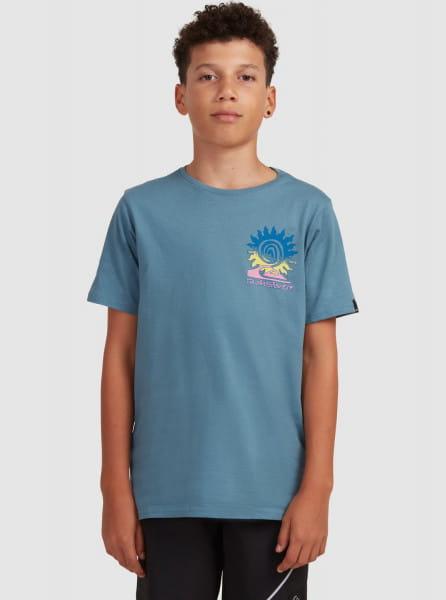 Мал./Мальчикам/Одежда/Футболки и майки Детская футболка Island Pulse 8-16