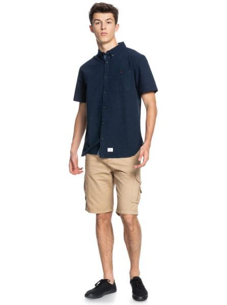 Муж./Одежда/Рубашки/Рубашки с коротким рукавом Мужская рубашка с длинным рукавом Belambro