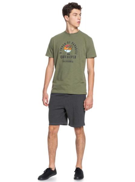 Муж./Одежда/Футболки, поло и лонгсливы/Футболки Мужская футболка Quiet Hour