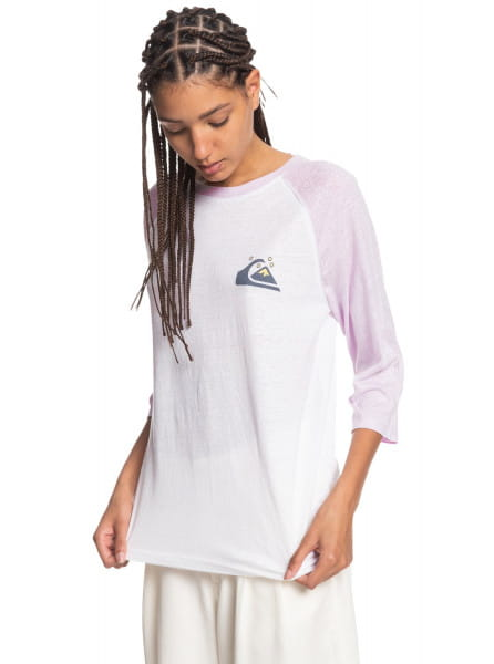 Жен./Одежда/Футболки, поло и лонгсливы/Лонгсливы Женская футболка Standard