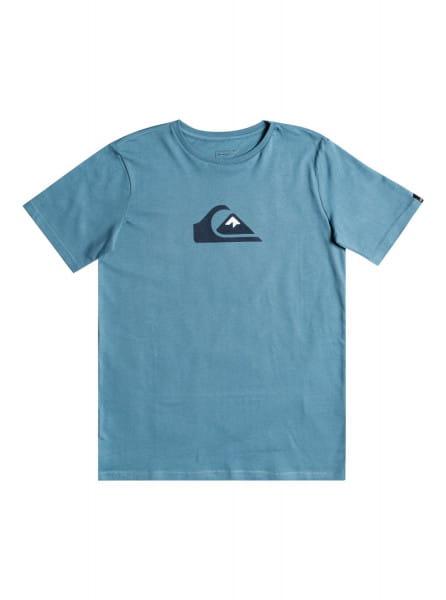 Мал./Мальчикам/Одежда/Футболки и майки Детская футболка Comp Logo 8-16