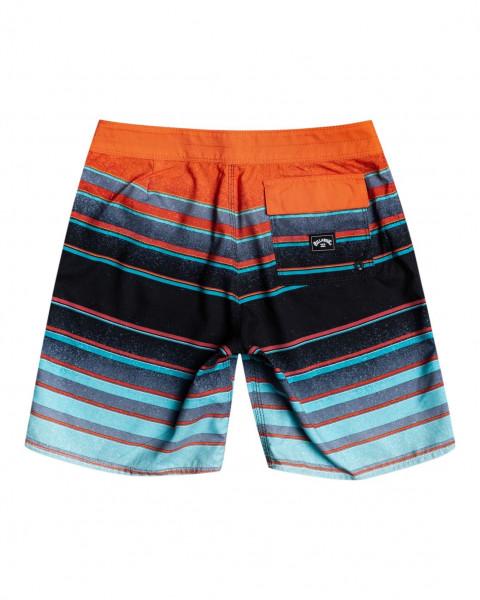 """Мал./Мальчикам/Одежда/Плавки и шорты для плавания Детские бордшорты All Day Stripes 16"""""""
