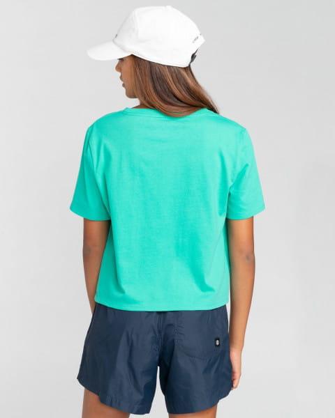 Жен./Одежда/Футболки, поло и лонгсливы/Футболки Женская футболка Debut Crop