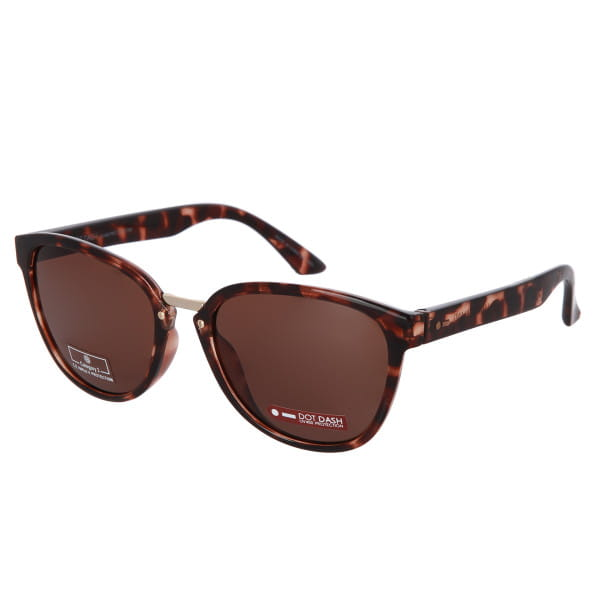 Коричневый солнцезащитные очки summerland