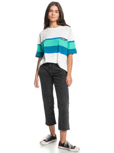 Жен./Одежда/Футболки, поло и лонгсливы/Футболки Женская футболка Quiksilver Womens Surf Heritage