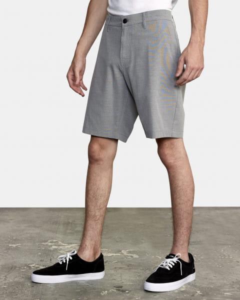 """Белый мужские гибридные шорты/бордшорты balance 20"""""""
