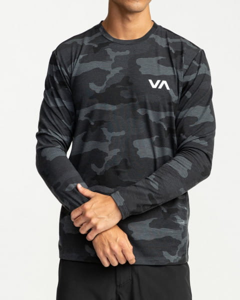Голубой мужская спортивная кофта с длинными рукавами sport vent