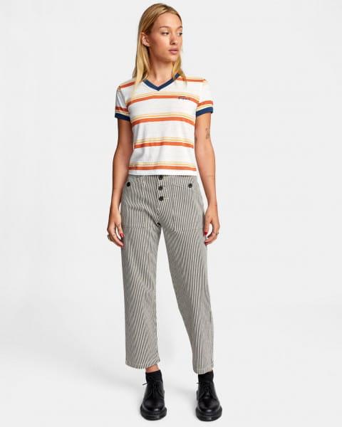 Жен./Одежда/Футболки, поло и лонгсливы/Футболки Женская футболка Big Distance Stripe