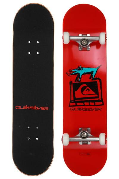 Бежевый скейтборд ghetto dog 8