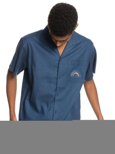 Мужская рубашка с коротким рукавом Del Marcos
