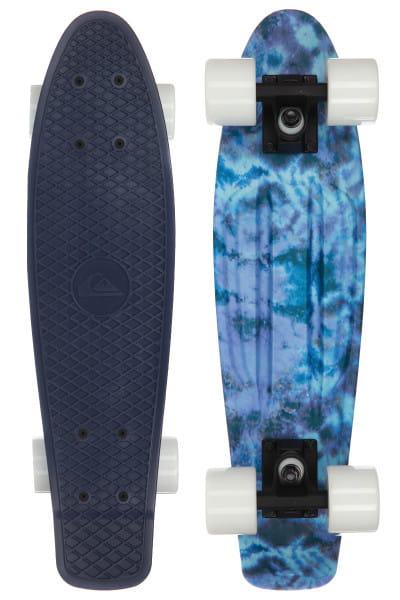 Синий скейтборд sky vision