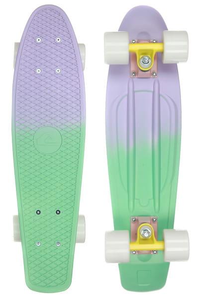 Бежевый скейтборд exotic