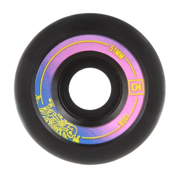 Унисекс/Скейтборд/Колеса/Колеса для скейтборда Колеса для скейтборда Юнион Miracle, 51mm/100a, F5