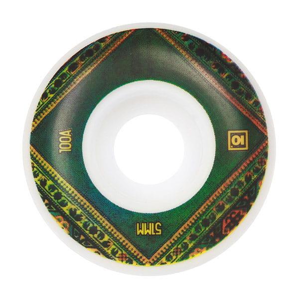 Унисекс/Скейтборд/Колеса/Колеса для скейтборда Колеса для скейтборда Юнион Kover, 51mm/100a, F1