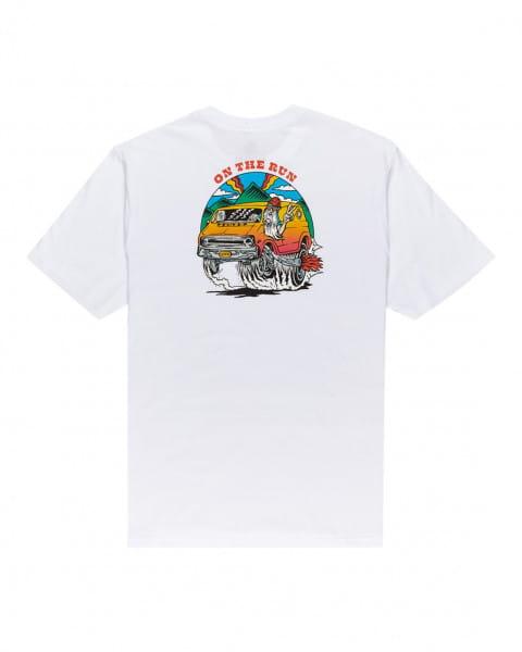 Муж./Одежда/Футболки, поло и лонгсливы/Футболки Мужская футболка Van Run