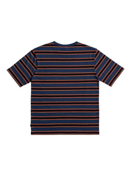 Муж./Одежда/Футболки, поло и лонгсливы/Футболки Футболка Quik Stripe