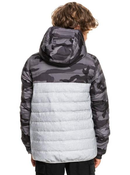 Мал./Мальчикам/Одежда/Демисезонные куртки Детская куртка Scaly Mix